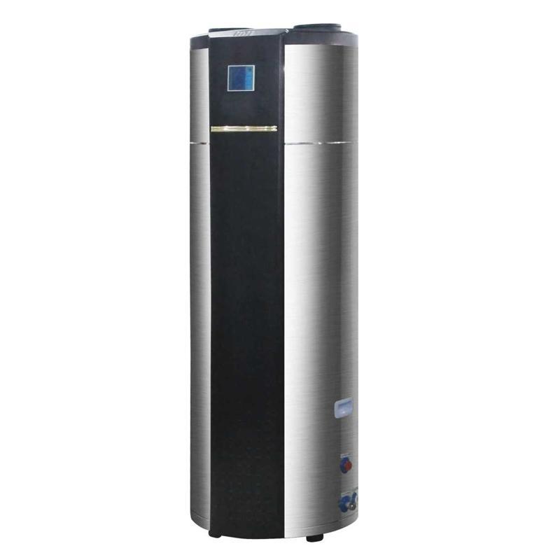 供应商用R134a冷媒圆形一体热水机 高效节能 经济既实惠又耐用