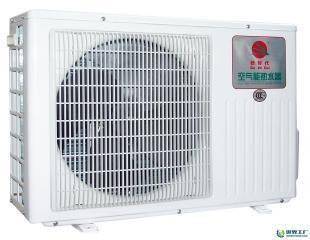 供应R22冷媒家用氟循环热水机组招商 适用家庭别墅、高层住宅新时代造