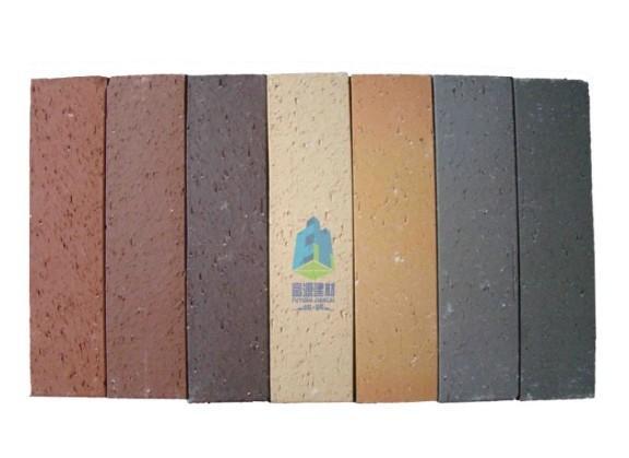 供应灰色陶土砖灰色陶土外墙砖灰色外墙砖 图 高清图片