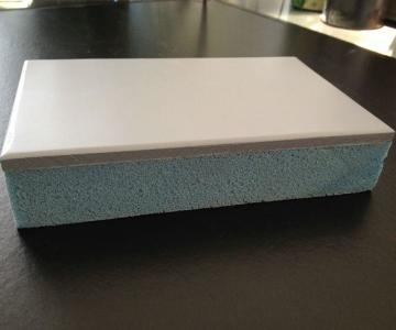 供应氟碳挤塑一体保温装饰板图片