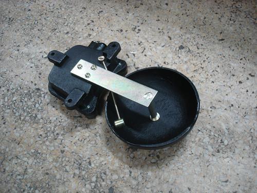 电铃图片 电铃样板图 现货BAL2 36V矿用声光组合电铃 浙...