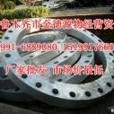 新疆华菱二标碳钢平焊带径法兰图片