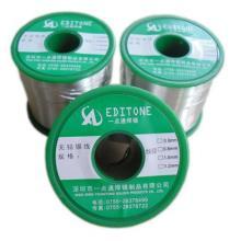 深圳焊锡厂供应无铅环保焊锡丝0.8MMSn99.3Cu0.7环保型图片