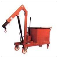 PD型配重式液压小吊车