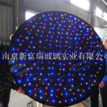 装饰用发光玻璃