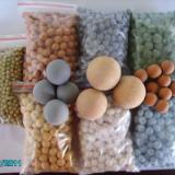 供应麦饭石陶瓷球价格