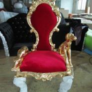 供应北京玻璃钢欧式沙发架实木欧式家具