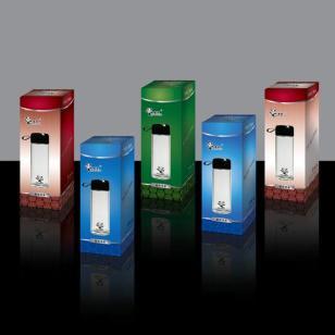 水晶玻璃杯彩盒包装图片