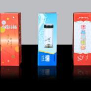 淄博双层玻璃杯彩盒包装盒图片