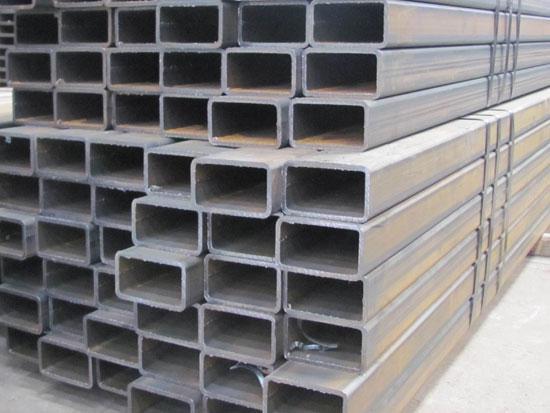 供应牡丹江方矩管-大规格方矩管厂家-140﹡60规格方矩管