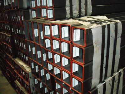 大兴安岭方矩管厂家-机械设备用方矩管-140﹡80规格方矩管现货