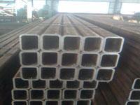 供应湖南株洲方矩管厂家-50﹡70规格方管-塔吊专用方矩管