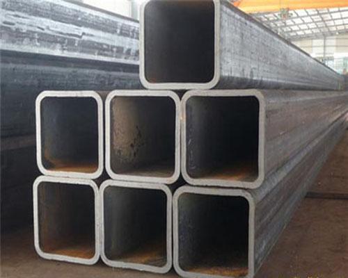 供应安康方矩管,140﹡140规格方矩管,公路护栏方矩管