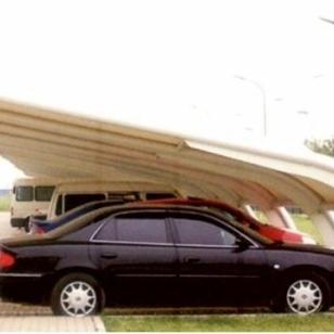 南通膜结构车棚定做图片