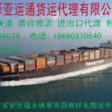 香港进口点焊机到广东茂名运输公司/美国到中国图片