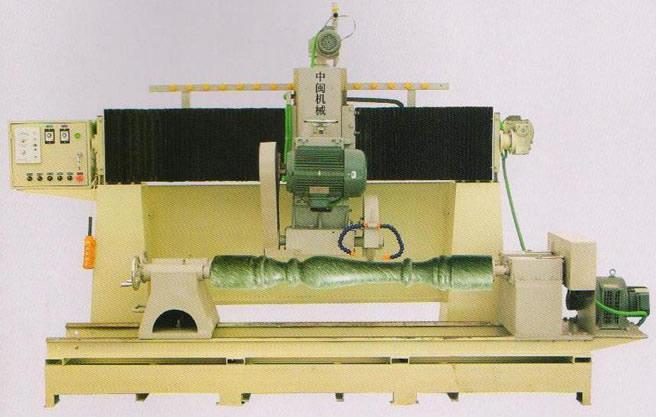 供应液压四导柱龙门切石机图片
