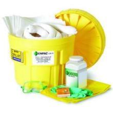 泄漏应急处理套装便捷式应急箱容量20加仑型号YE1320批发