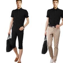 春款2013长袖衬衫男士休闲商务衬衫衣英伦韩版格子衬衣男批发