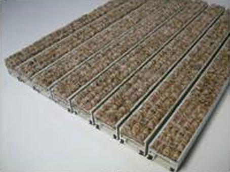 供应铝合金除尘地垫