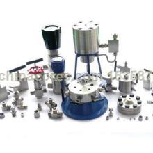 供应高压管件阀门接头、海安石油、六通阀、接头、管件批发