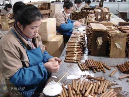 蒙城王冠雪茄有限公司