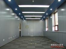 供应承德波鼎铝合金防静电地板及机房墙板