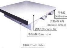 供应石家庄钢制静电地板厂家电话 022-87706277