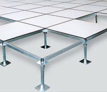 供应承德波鼎专卖全钢静电地板 全钢无边抗静电地板