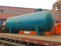 供应新疆苯板设备专用10立方蒸汽储罐13526223999批发