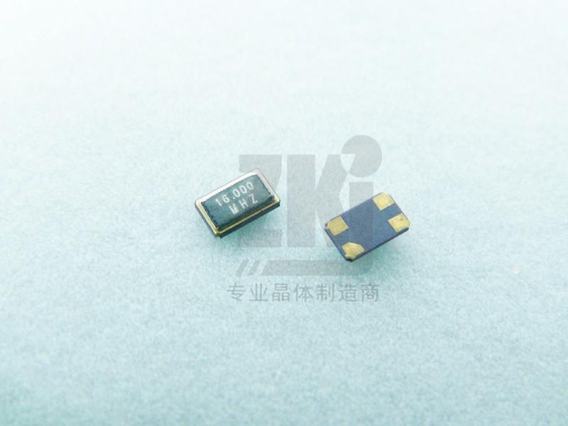 贴片晶振16.00MHz封装4025电子专用元件频率元件