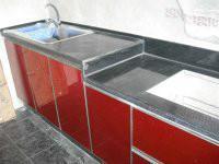 河南郑州地板砖整体橱柜 瓷砖橱柜铝材厂家 实木橱柜门板厂家批发