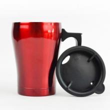 供应咖啡杯 不锈钢咖啡杯厂家 批发创意咖啡杯 咖啡杯带手柄