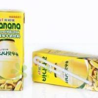 韩国进口清关Binggrae宾格瑞香蕉味