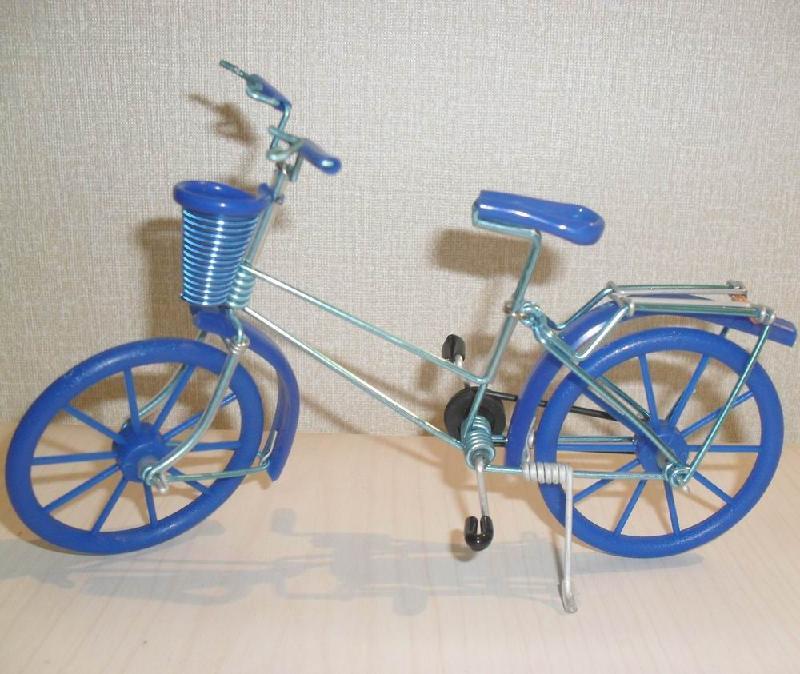 手工艺自行车图片_手工艺自行车图片大全_手工小制作