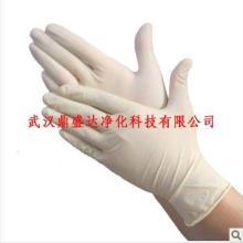一次性乳胶手套 无粉乳胶手套一次性手套美容食品等行业专用手套图片