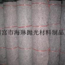 供应防滑毛毡纺织废料毛毡