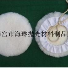 供应电动工具用羊毛球 系带羊毛球图片