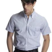 厦门办公室白领衬衫制服量身定做图片