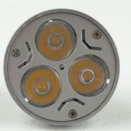 电动车LED节能射灯3W图片