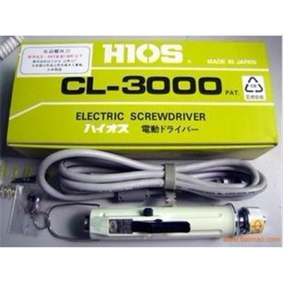 供应CL-6500HIOS电动螺丝刀