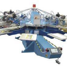 SPA系列UV多色丝网印刷机
