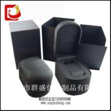 供应同款式阿玛尼手表盒 表盒厂 品牌包装盒子批发
