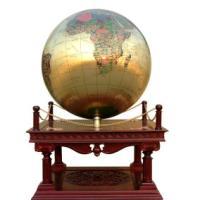 供应三奇帝纯铜地球仪 图片|效果图