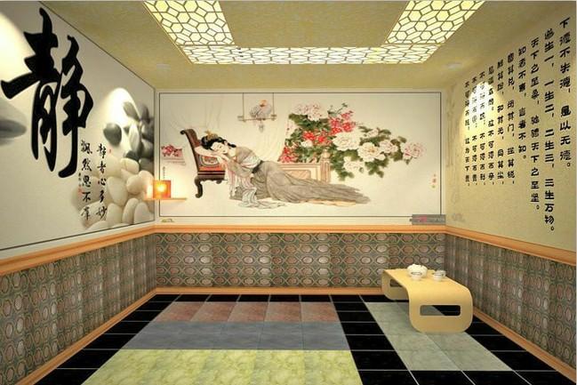 郑州韩香托玛琳汗蒸房的保健作用价格及图片、图库、图片大全