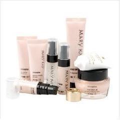 化妆品品牌玫琳凯专柜正品生产图片
