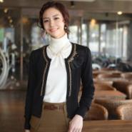厂家直销秋冬新款韩版女士针织衫图片