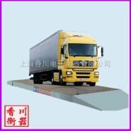 湖南数字式电子汽车衡-100吨图片