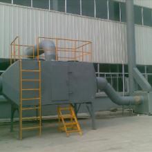 供应东莞活性碳废气吸附床 活性碳吸附塔 活性碳净化塔装置生产商图片