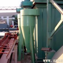 供应旋风式集尘机 多管旋风除尘器 离心除尘器 工业旋风除尘图片