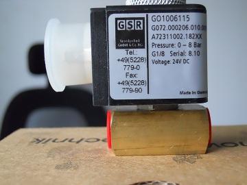 供应德国gsr电磁阀图片图片